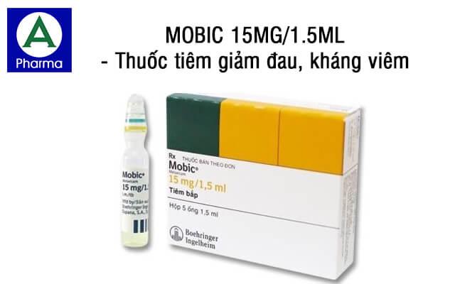 Mobic 15mg/1.5ml là thuốc gì?