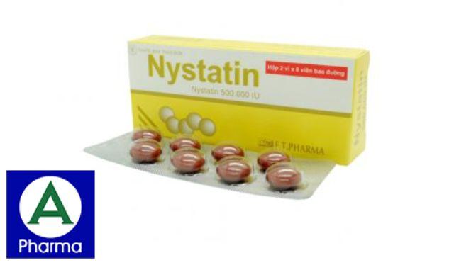 Thuốc Nystatin 500.000 IU là gì?