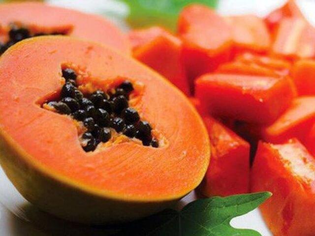 Các loại thảo dược, hoa quả giúp trị các bệnh ngoài da hiệu quả