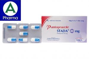 Giới thiệu về thuốc trị loét dạ dày, tá tràng Pantoprazole Stada 40Mg