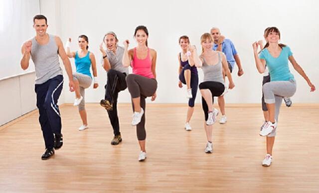 Cơ chế vận động thể chất giúp nâng cao thể lực