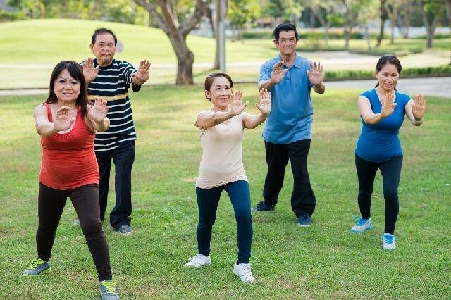 Cơ chế vận động thể chất giúp chúng ta luôn khỏe mạnh