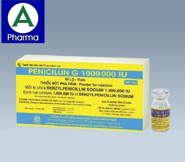 Penicillin G 1.000.000Iu