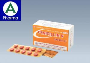Thuốc Penicillin V 400.000 Iu được sản xuất bởi Mekophar