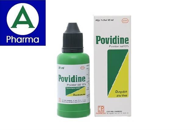 Giới thiệu về dung dịch vệ sinh phụ khoa Povidine 90Ml