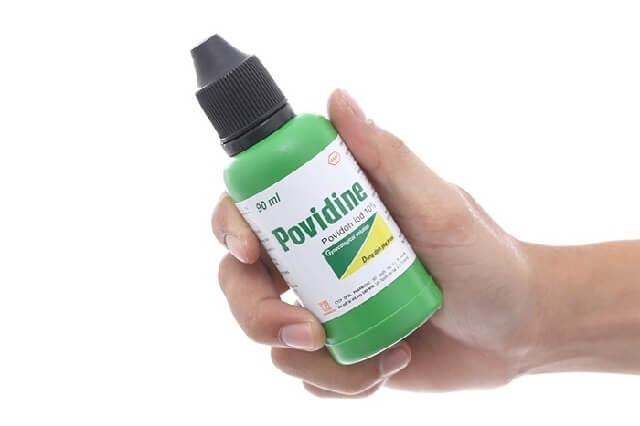Công dụng khi sử dụng dung dịch vệ sinh phụ khoa Povidine 90Ml