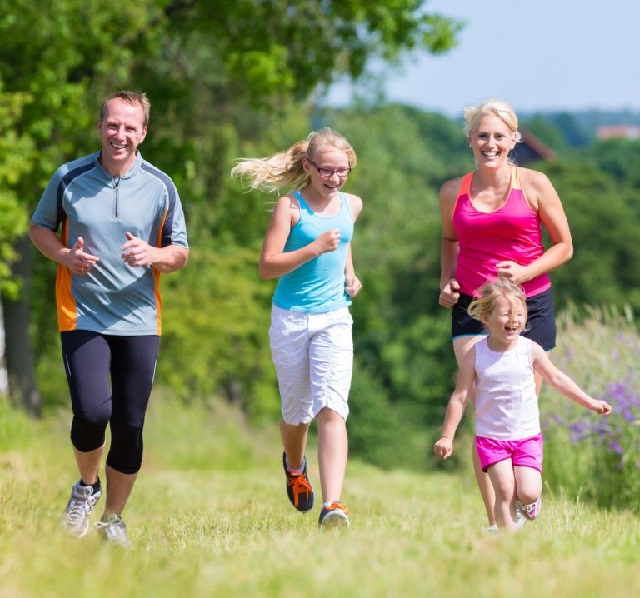 Cơ chế rèn luyện thể chất tốt cho sức khỏe mỗi người
