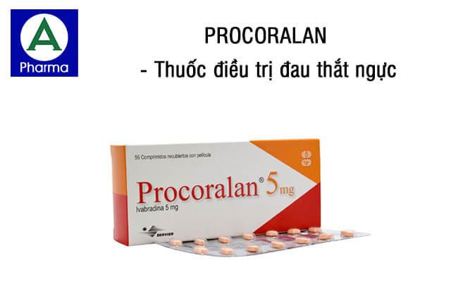 Procoralan là thuốc gì?