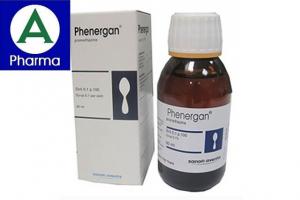 Siro chống dị ứng Phenergan 90Ml được sản xuất bởi Sanofi