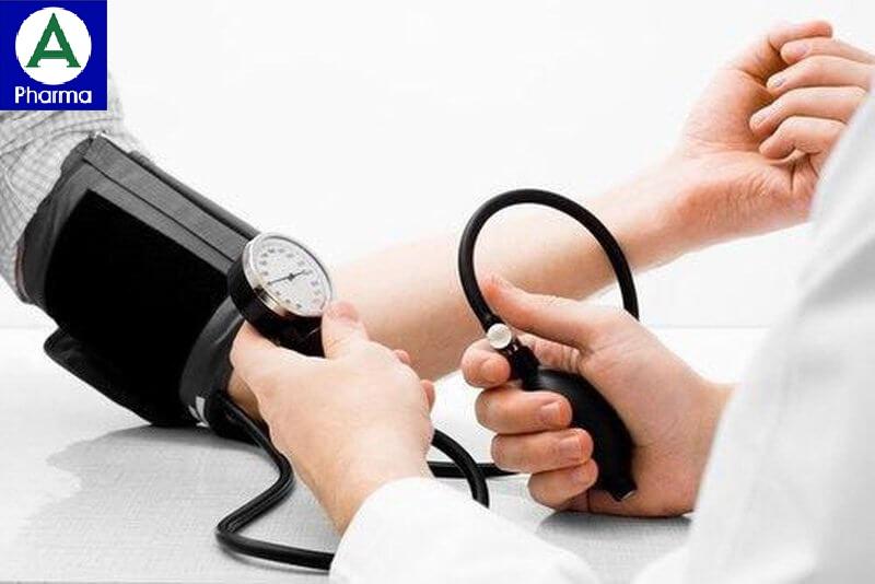 Thuốc Kavasdin 5 giúp hạ huyết áp ở người tăng huyết áp