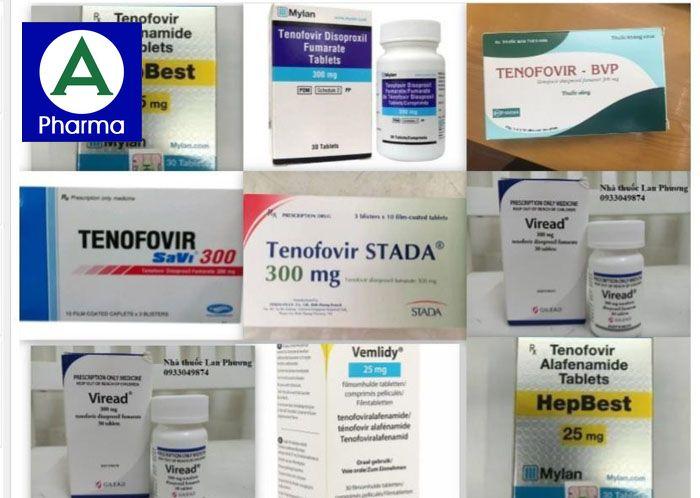 Tenofovir