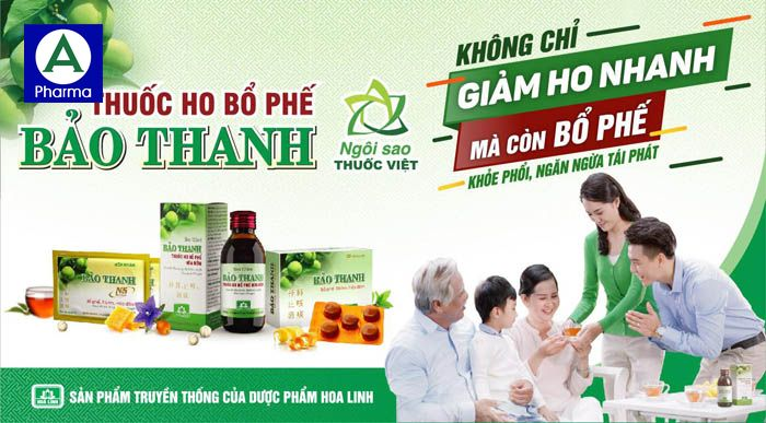 Thuốc ho Bảo Thanh