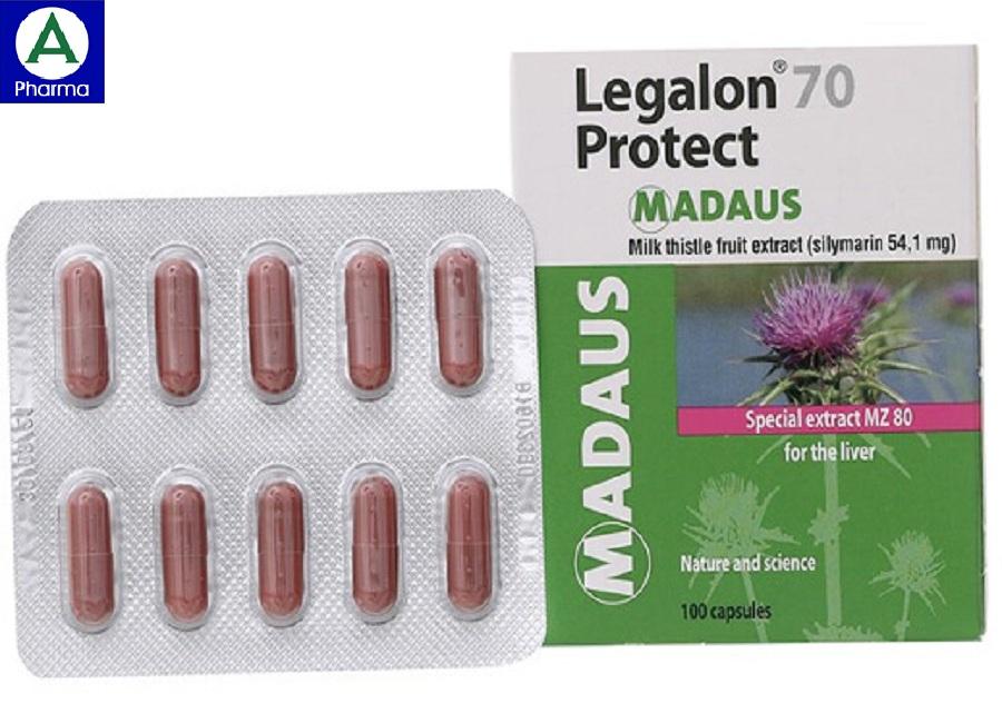Thuốc Legalon 70 Protect