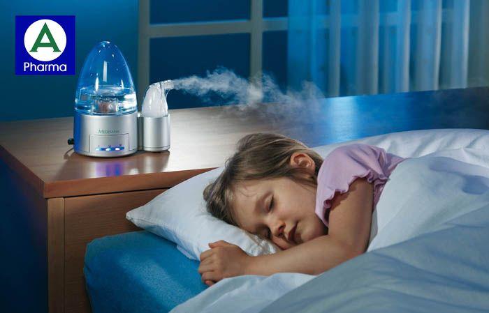 Cung cấp đủ độ ẩm và kê cao gối ngủ nếu bạn đang bị cảm cúm