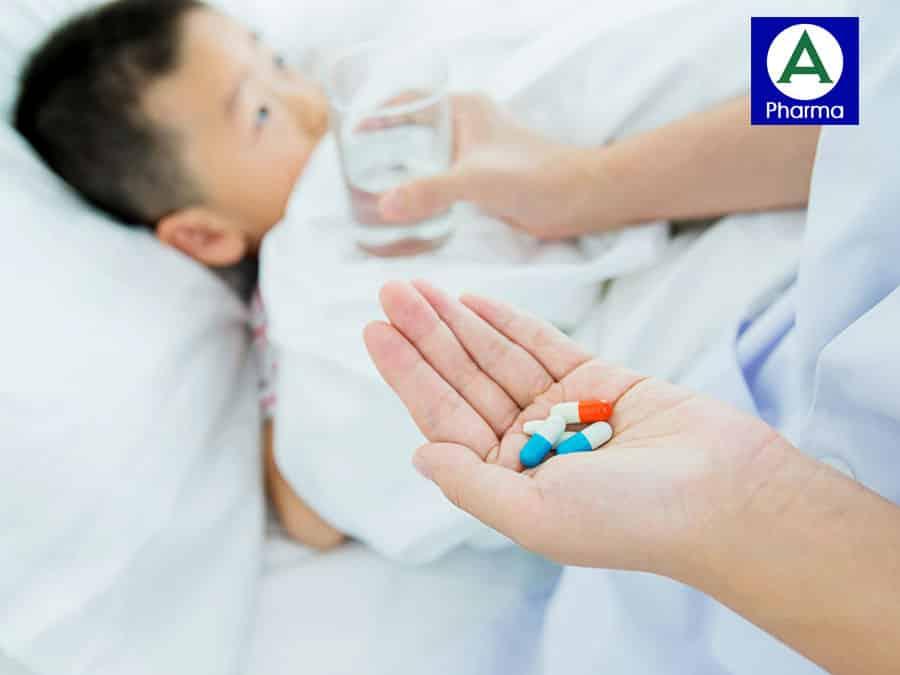 Uống nhiều kháng sinh khiến giảm lợi khuẩn và tăng lợi khuẩn