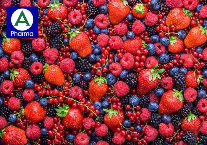 Flavonoid trong quả mọng giúp hạ huyết áp, ngăn ngừa chứng bệnh cao huyết áp