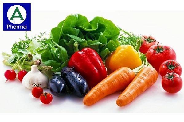 Ăn thực phẩm sạch khi bệnh ruột kích thích - đại tràng