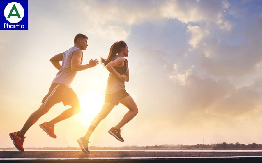 Tạo thói quen sinh hoạt tập luyện tốt giúp duy trì giấc ngủ ngon