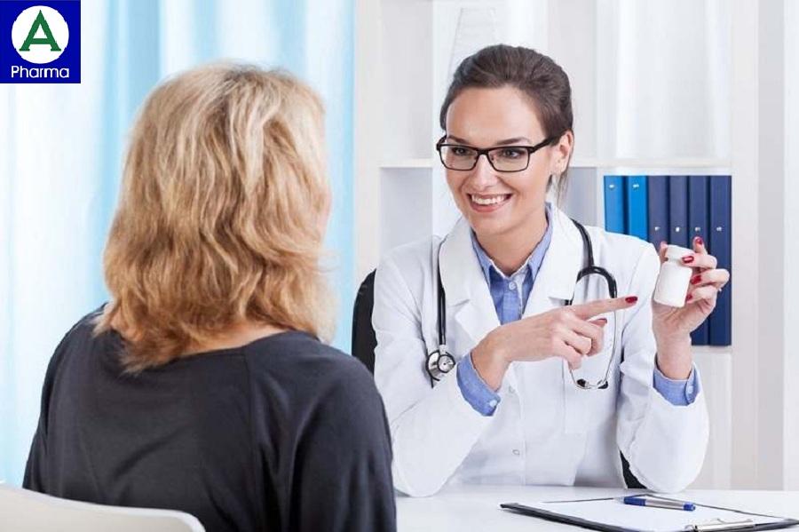 Nên dùng thuốc khi có chỉ định của bác sĩ để đảm bảo an toàn.