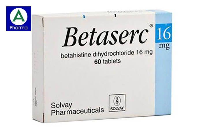 Betaserc 16mg