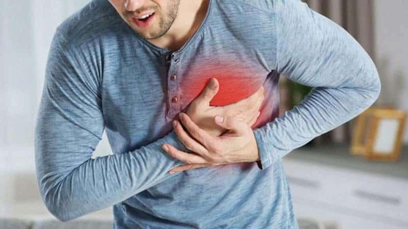 Bị đột quỵ do bệnh tim mạch