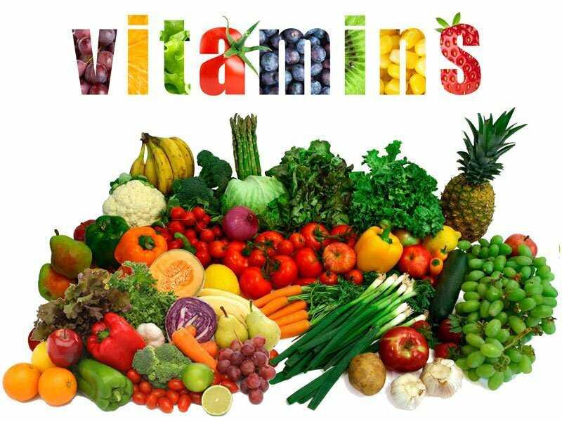 Bổ sung vitamin để cơ thể khỏe mạnh hơn