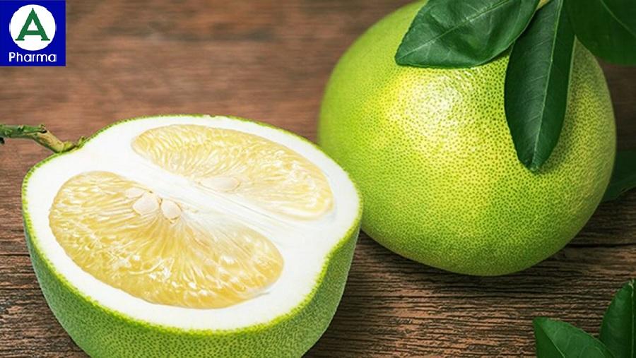 Bưởi là loại trái cây ít đường