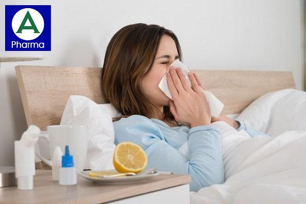 Các triệu chứng của bệnh cảm cúm