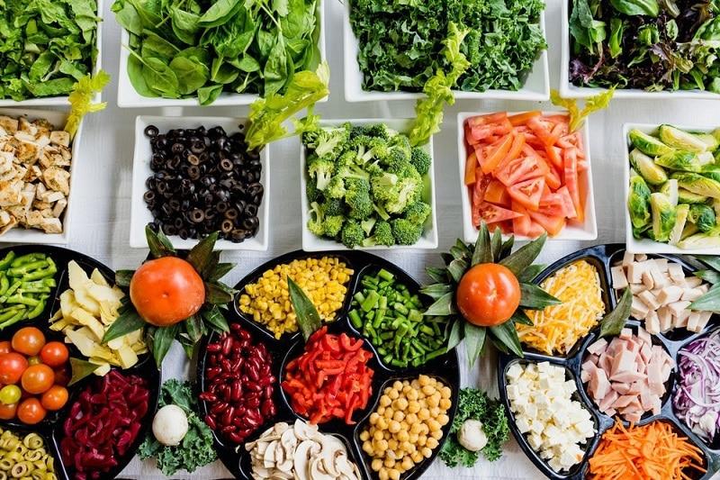 Chế độ ăn uống khoa học