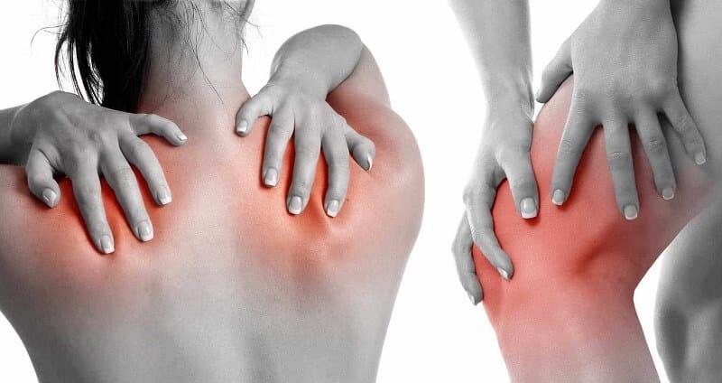 Chữa chứng đau nhức xương khớp hiệu quả
