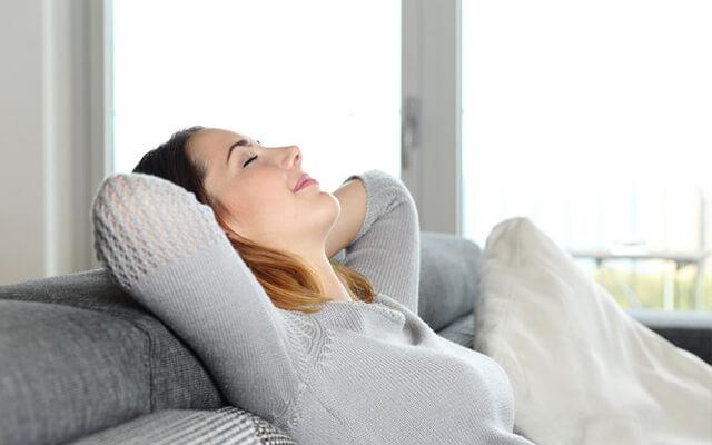 Thư giãn, giúp đầu óc tỉnh táo