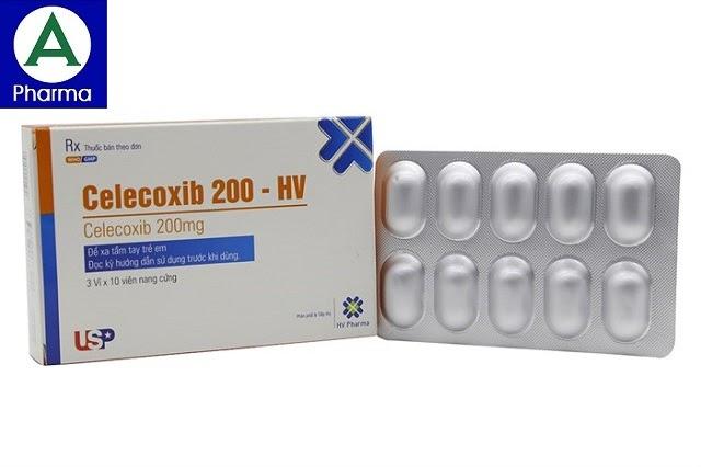 Celecoxib 200HV USP