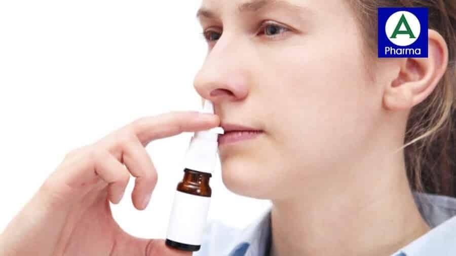 Chai xịt thông mũi Spray Nasale Propoli.Evsp được dùng cho nhiều lứa tuổi