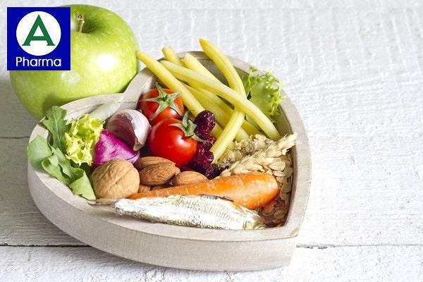 Chế độ dinh dưỡng giảm trào ngược dạ dày thực quản