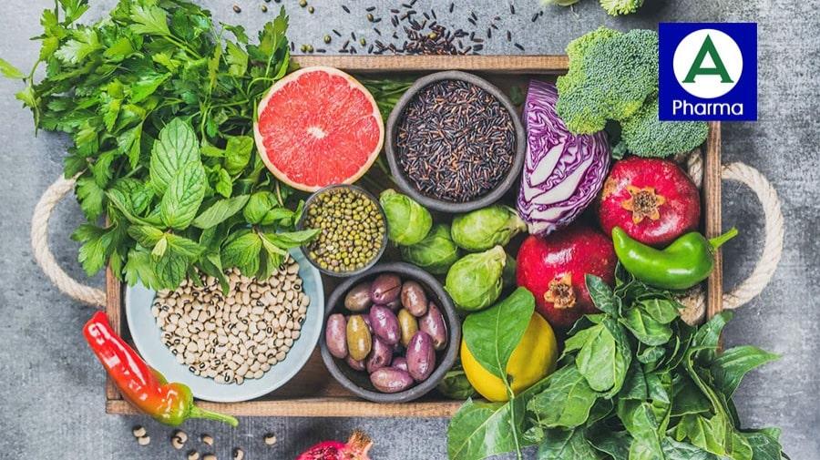 Bạn cần chú ý đến chế độ dinh dưỡng lành mạnh bên cạnh việc sử dụng TPCN