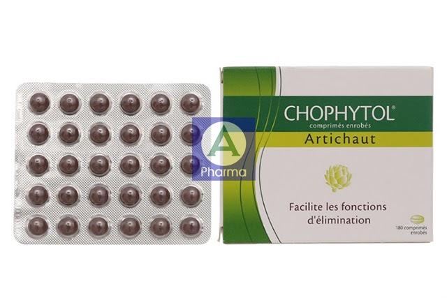 Chophytol Artichaut