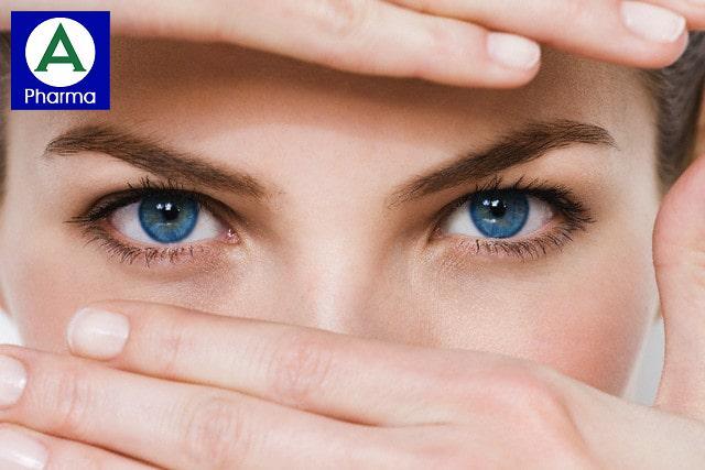 Chứng mù mắt do tiêm corticoid