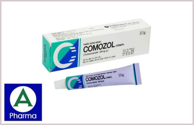 Thuốc Comozol Cream Daehwa là gì?