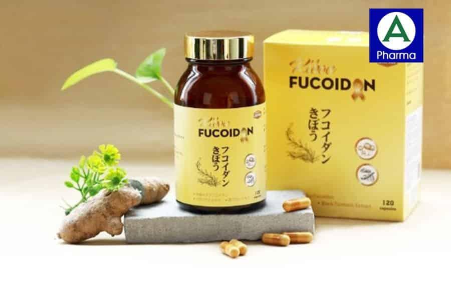 Viên uống Fucoidan có nhiều công dụng vượt trội