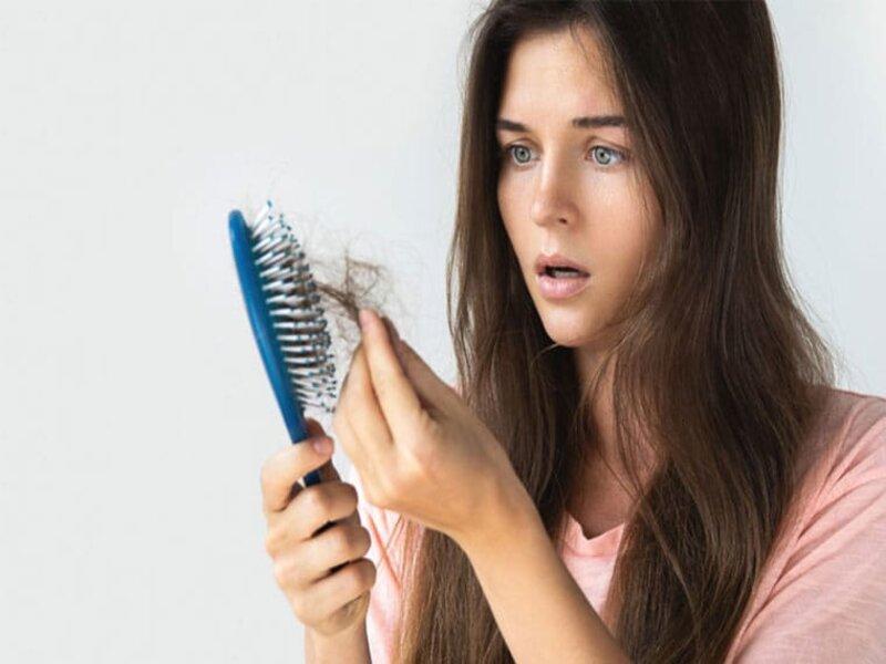 Củ gừng giúp trị rụng tóc