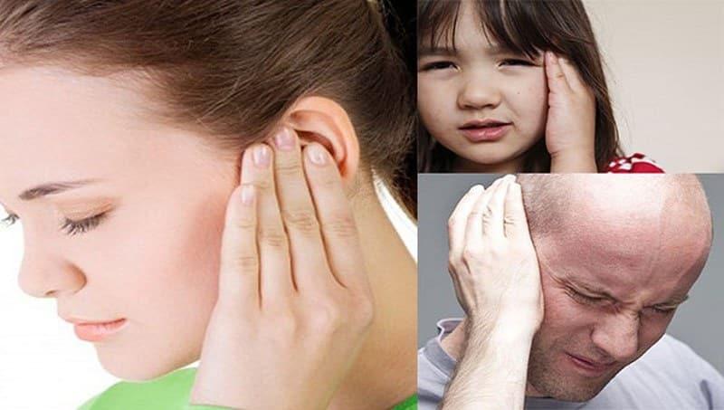 Nhỏ nước ép thân rễ vào tai có thể chữa viêm tai, đau tai.