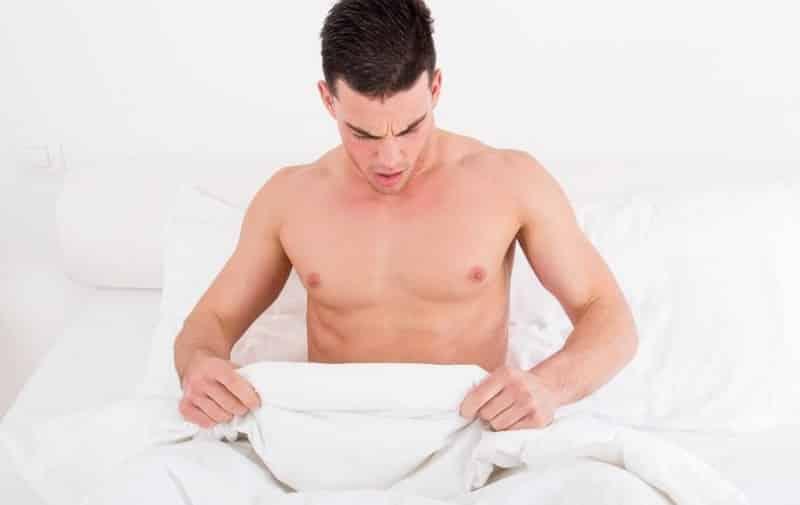 Không kiểm soát được việc xuất tinh là dấu hiệu cho thấy họ đã bị bệnh xuất tinh sớm ở nam giới