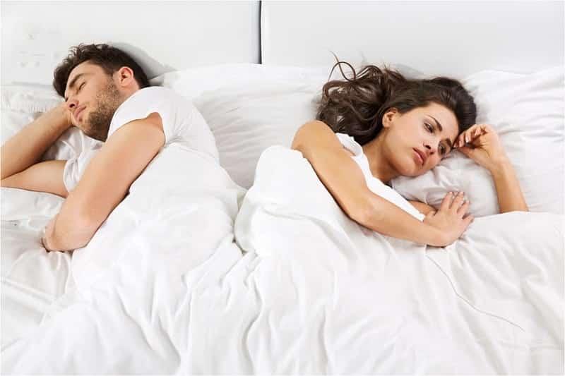 Khi mắc phải hiện tượng tiền mãn kinh, phụ nữ thường giảm ham muốn tình dục