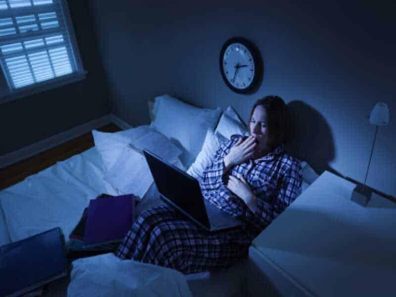 Hạn chế thức khuya sẽ giúp bạn tràn đầy năng lượng hơn