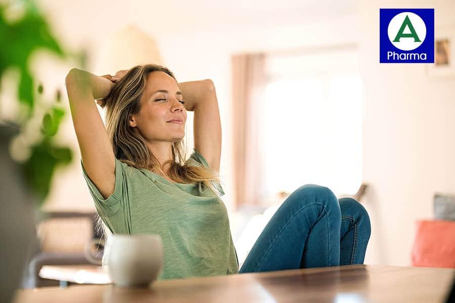 Giảm tình trạng căng thẳng, stress sau khi sử dụng sản phẩm