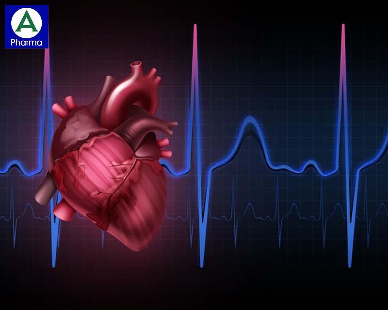 Dorocardyl 40mg điều trị bệnh rối loạn nhịp tim