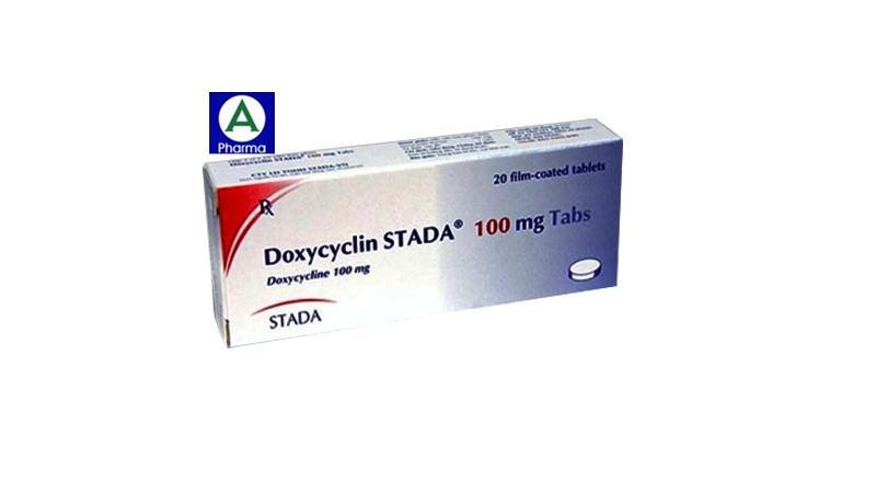 Doxycyclin Stada 100 Mg Tabs - Apharma