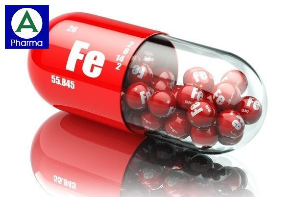 Ferrovid – Mega điều trị thiếu máu do thiếu sắt