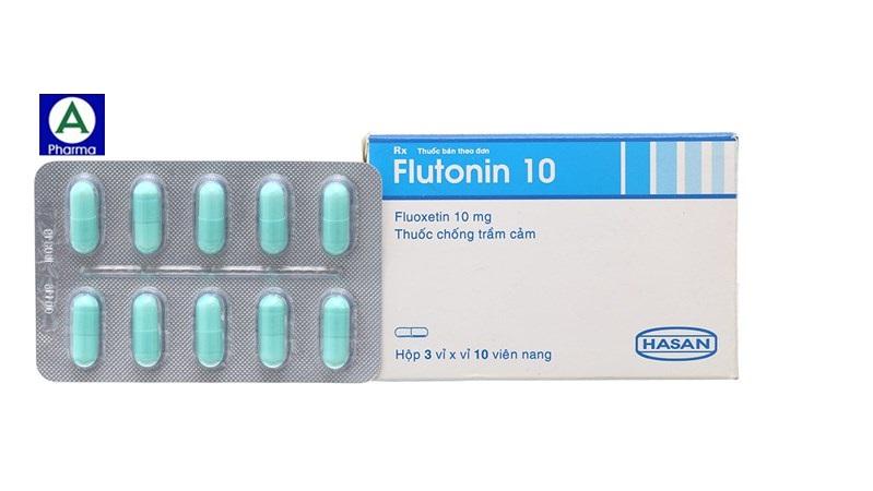 Flutonin 10mg – Thuốc điều trị trầm cảm của Việt Nam
