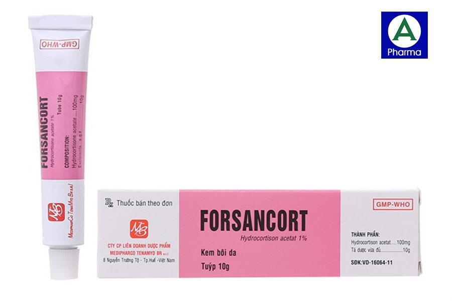 Forsancort 10g